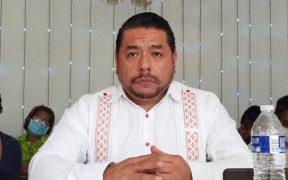 """Ernesto Payán se declara """"gobernador legítimo"""" de Guerrero"""