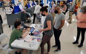 Nueva York celebra primarias; ciudadanos están preocupados por la inseguridad
