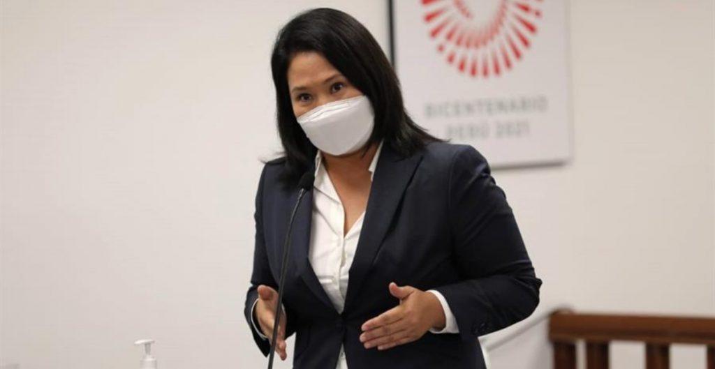 """Fujimori pide acceder a listas electorales para """"verificar"""" supuesto fraude"""