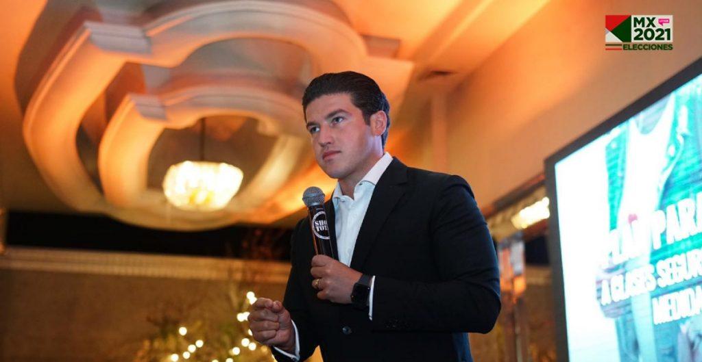 PRD impugna triunfo de Samuel García en Nuevo León