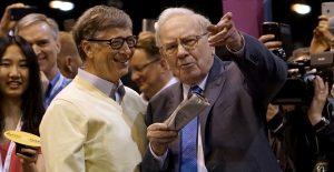 Warren Buffett deja la Fundación Gates tras donar la mitad de su fortuna