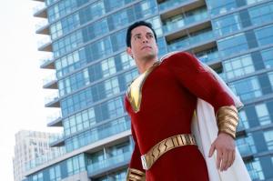 'Shazam 2' presenta los nuevos trajes de Zachary Levi y su familia de superhéroes; también a Hellen Mirren como villana
