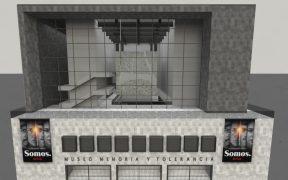 Inauguran exposición virtual basada en la realización de la serie Somos., en el Museo de Memoria y Tolerancia