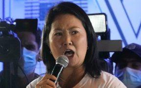 Jurado electoral de Perú revisa votos impugnados por Fujimori