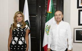 Durazo dice que ya inició las platicas con Pavlovich para el proceso de transición en Sonora