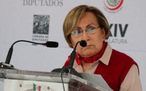 """Senadora de Morena va por desaparición de poderes en Tamaulipas por """"blindar"""" a Cabeza de Vaca"""