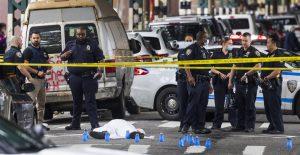 Nueva York, la ciudad que quiere recuperarse de la pandemia, pero el crimen no la deja