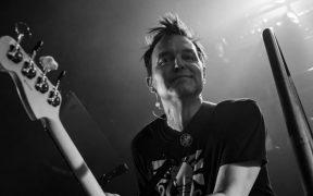 Mark Hoppus, vocalista de Blink-182 reveló que padece cáncer