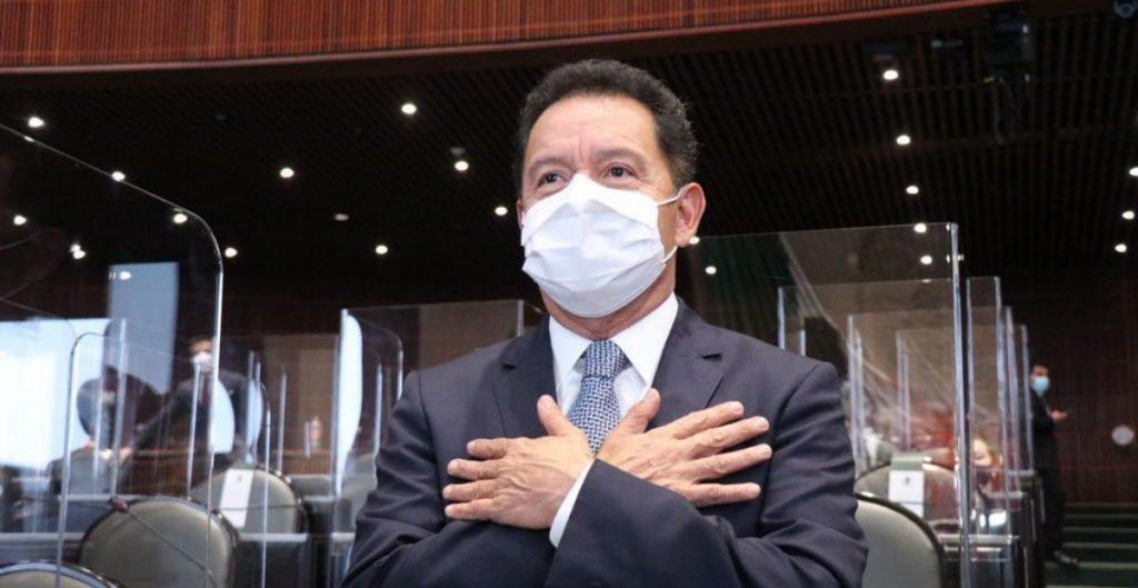 """""""Teflón legal de impunidad a García Cabeza de Vaca tiene fecha de caducidad"""", advierte Mier"""