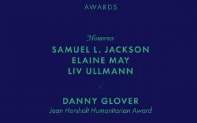 Elaine May, Samuel L. Jackson y Liv Ullmann recibirán el Óscar honorífico