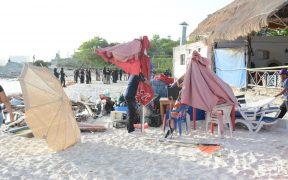 Asesinan a dos hombres en las playas de Tulum; van seis homicidios en los últimos tres meses