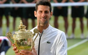 Djokovic es el campeón vigente de Wimbledon. (Foto: Reuters).