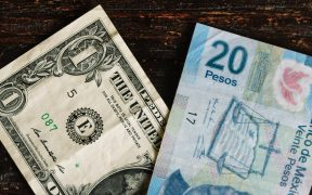 Tercer día de pérdidas para el peso; dólar se vende en 20.63