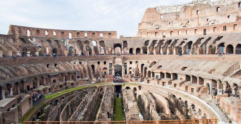 Galerías subterráneas del Coliseo abrirán al público tras restauración