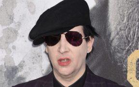 Marilyn Manson se entregará a la policía de Los Ángeles por agredir a un camarógrafo en 2019
