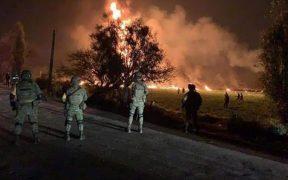 INAI ordena a Pemex revelar datos sobre la explosión en Tlahuelilpan, Hidalgo