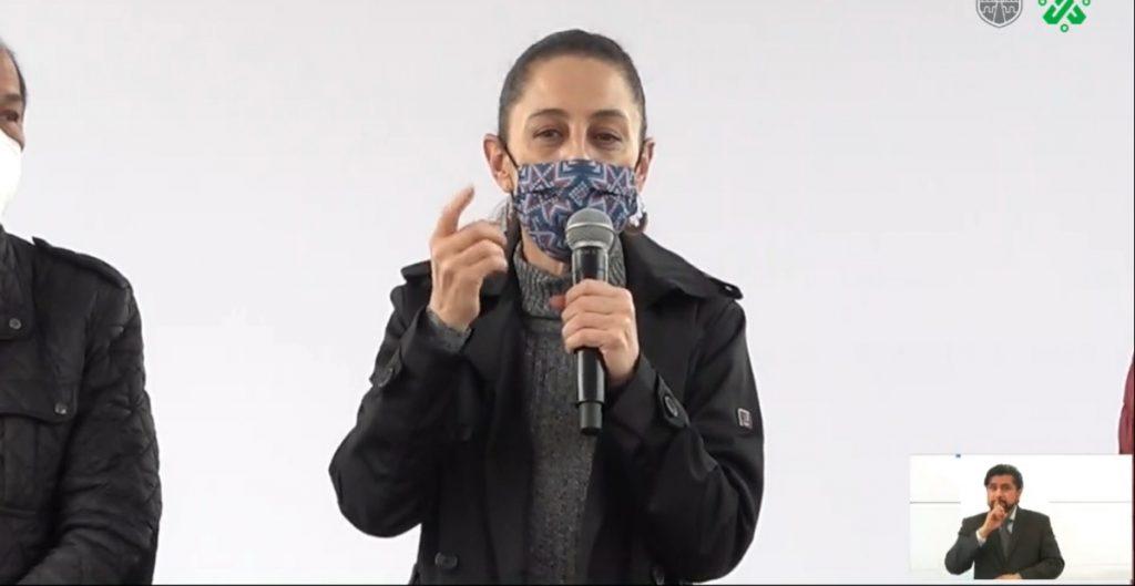 """Lo que ganó el 6 de junio en CDMX fue """"una campaña del miedo"""": Sheinbaum"""