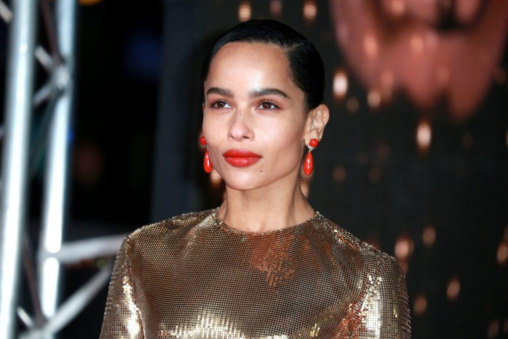 'Pussy Island', debut como directora de Zoë Kravitz, sería protagonizado por Naomi Ackie