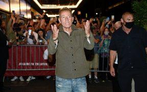 Bruce Springsteen reinauguró la temporada de eventos en Broadway