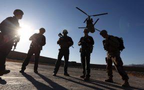 """EU asegura que completó en """"más del 90%"""" la retirada de sus tropas en Afganistán"""