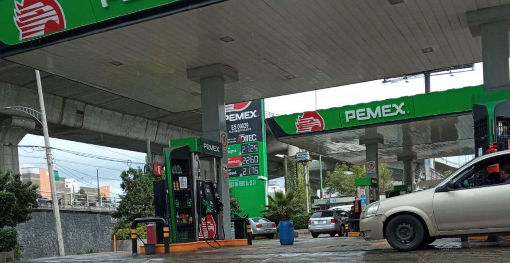Gasolina premium en 22.28 pesos el litro, máximo histórico de acuerdo con Profeco