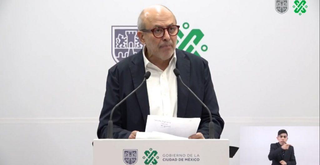 ¿Quién es Guillermo Calderón, nuevo titular del Metro de la CDMX?