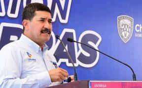 Javier Corral dice que coincide con AMLO en el tema de la extradición de César Duarte