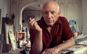 Una obra de Pablo Picasso entra al depósito de Museo Del Prado