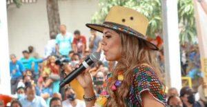 Hermana de Evelyn Salgado, Liz Adriana, será la encargada del DIF estatal
