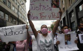Dan de alta a Fernanda Cuadra, una de las mujeres atropelladas por Diego Helguera