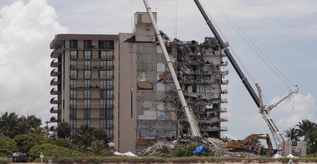 Condominio que colapsó en Miami mostraba deterioro desde 2018 y se aceleró en abril