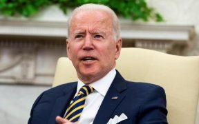Biden defiende ante el Congreso los bombardeos de EU a milicias proiraníes