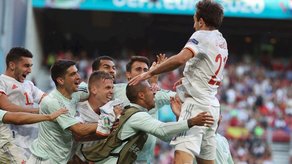 España se levanta como una de las favoritas en cuartos de final. (Foto: EFE).