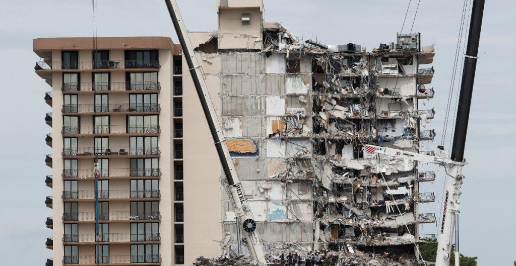 Identifican a nueva víctima del condominio colapsado en Miami