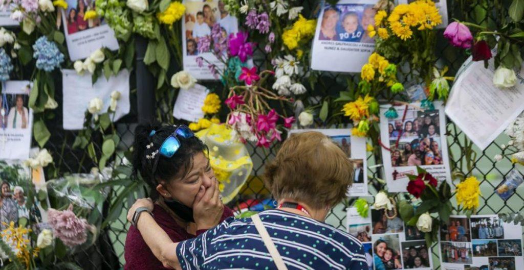 Con hallazgo de cuatro víctimas más, suman 16 los decesos por edificio colapsado en Miami