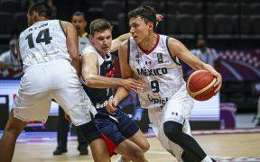 México buscará su pase a la final del Preolímpico de basquetbol ante Brasil. (Foto: FIBA).