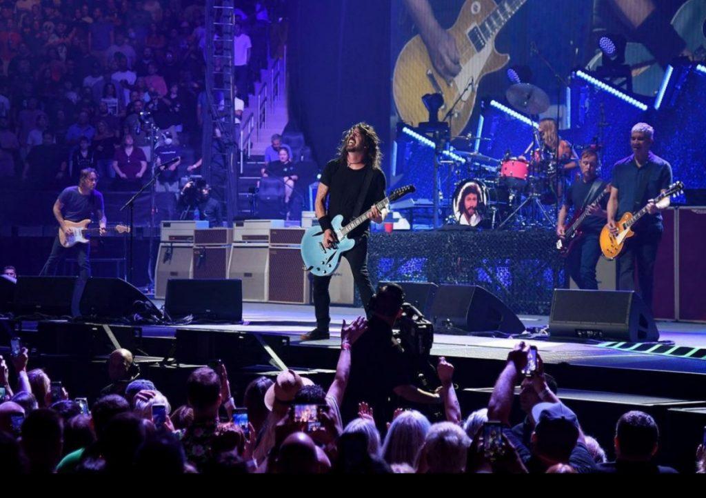 Foo Fighters confirma concierto en la CDMX para el 10 de noviembre