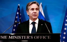 EU permitirá a población elegir el género de su pasaporte, anuncia Antony Blinken