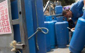 """""""Haremos todo lo que haga falta para evitar el desabasto"""", dice Sheinbaum al respaldar precios máximos del gas LP"""