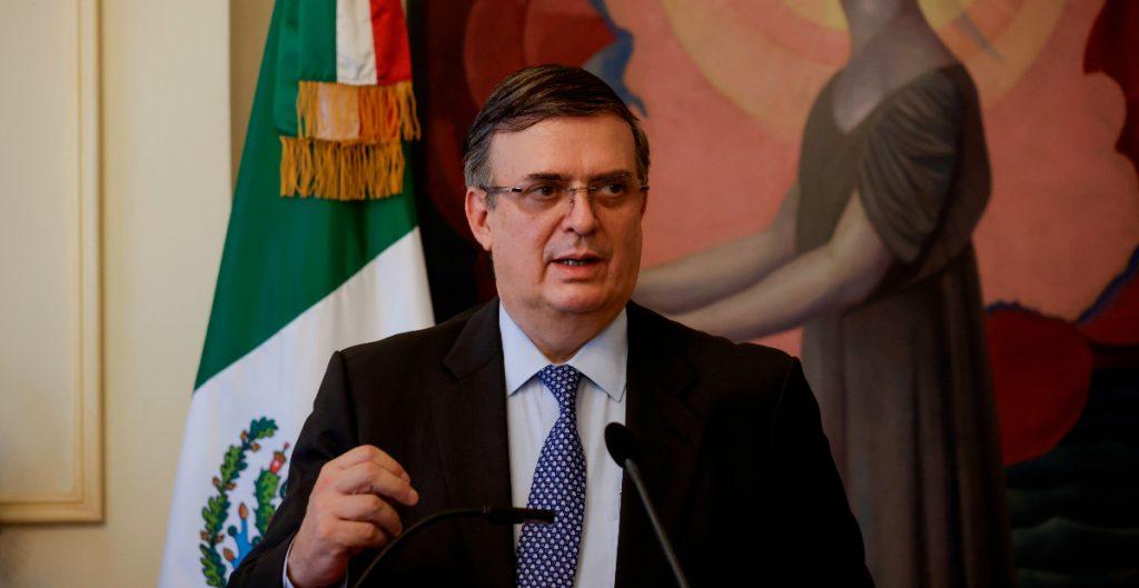 """México y Argentina están """"muy preocupados"""" por la situación en Nicaragua: Ebrard"""