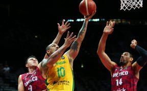 Brasil fue ampliamente superior y dejó fuera a México sin problemas. (Foto: Reuters).