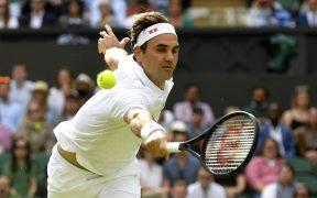 Federer se impuso a Norrie pese al apoyo local. (Foto: Reuters).