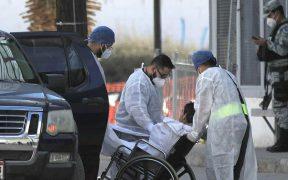 México registra más de 6 mil contagios de Covid en un día; llega a 2 millones 537 mil casos
