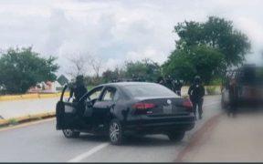 Policías de la SSP Guerrero y civiles armados se enfrentan en Iguala; hay cinco muertos