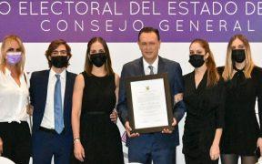Mauricio Kuri, gobernador electo de Querétaro, se reunirá con AMLO el miércoles