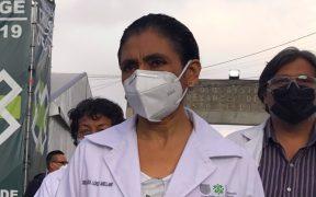 """SSa-CDMX reconoce aumento de hospitalizaciones por Covid, pero asegura que """"es muy distinto al de mayo y enero"""""""
