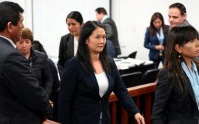 Investigan a Keiko Fujimori por lavado de dinero en Perú tras elecciones presidenciales