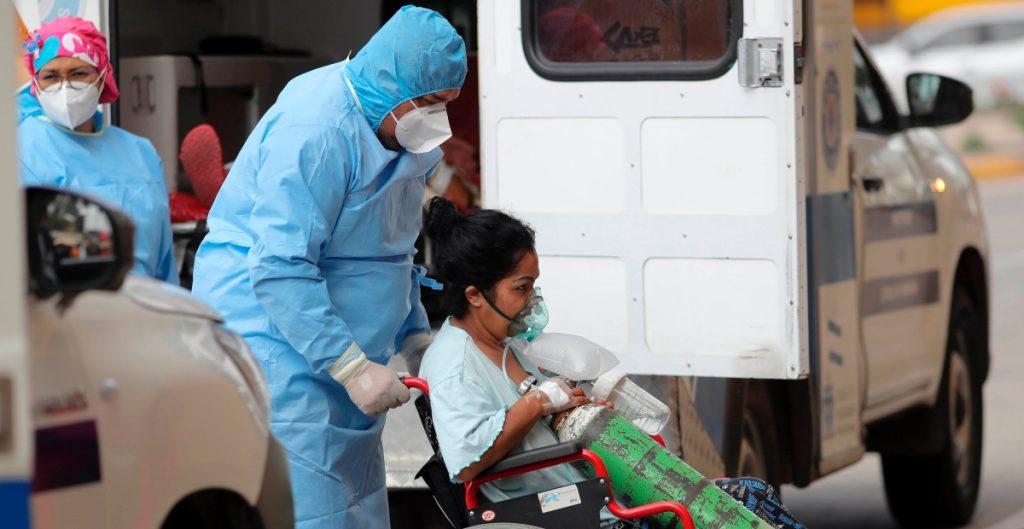 México registra 233 mil 689 muertes por Covid-19