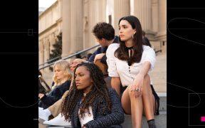 'Gossip Girl' ya tiene su propia colección con la marca Monse en Nueva York