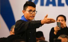Detienen a líder estudiantil y otros 5 opositores en Nicaragua